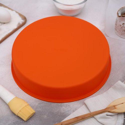 Форма для выпечки «Круг» d=25 см