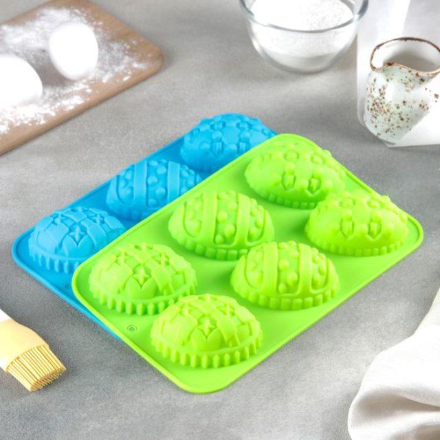 Форма для выпечки «Пасхальные яйца»