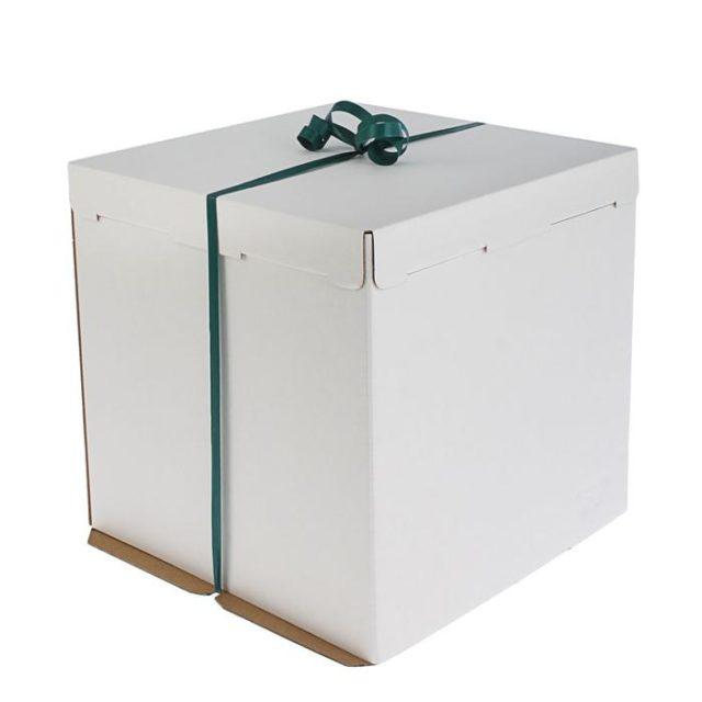Коробка для торта 36×36×26 см