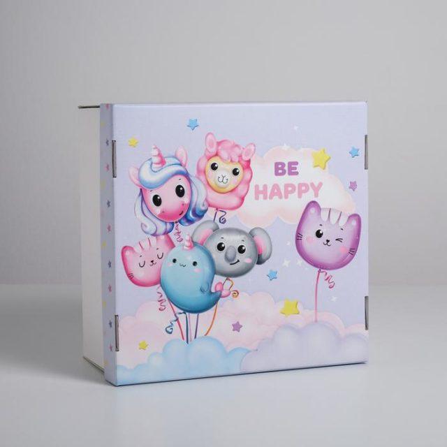 Коробка для торта «Праздник»