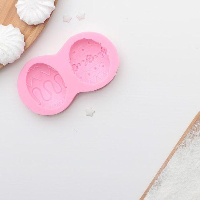 Молд силиконовый «Пасхальное яйцо»