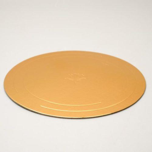 Подложка для торта усиленная d=22 см h=3,2 мм
