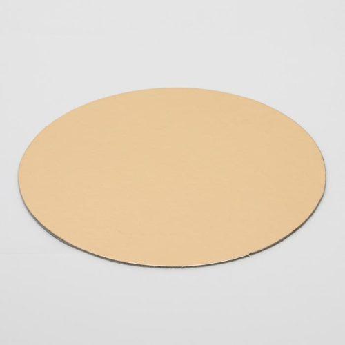 Подложка для торта усиленная d=16 см h=1,5 мм