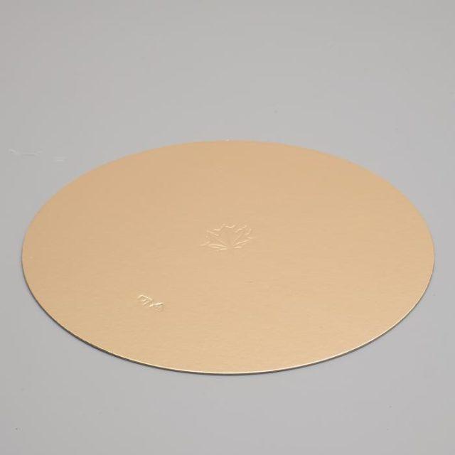 Подложка для торта усиленная d=30 см h=1,5 мм