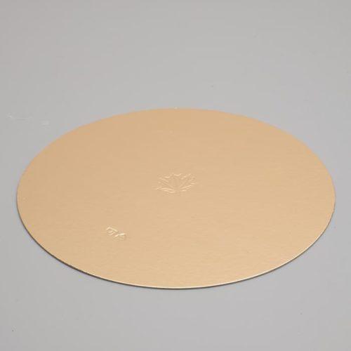 Подложка для торта усиленная d=28 см h=1,5 мм