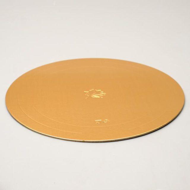 Подложка для торта усиленная d=30 см h=2,5 мм