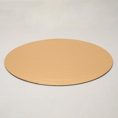 Подложка для торта усиленная d=38 см h=3,2 мм