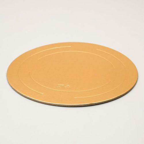 Подложка для торта усиленная d=23 см h=3,2 мм