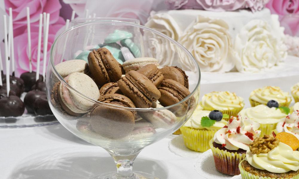 Десерты для candy bar